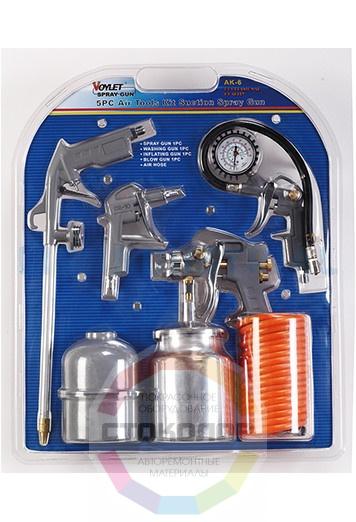 Купить Набор VOYLET АК-6 из 5 предметов  005-00131 по лучшей цене с доставкой - интернет магазин Voylet.ru